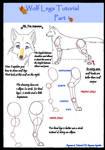 Wolf legs tutorial PART 1