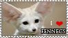 Fennec stamp by Aquene-lupetta