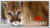 cougar stamp by Aquene-lupetta