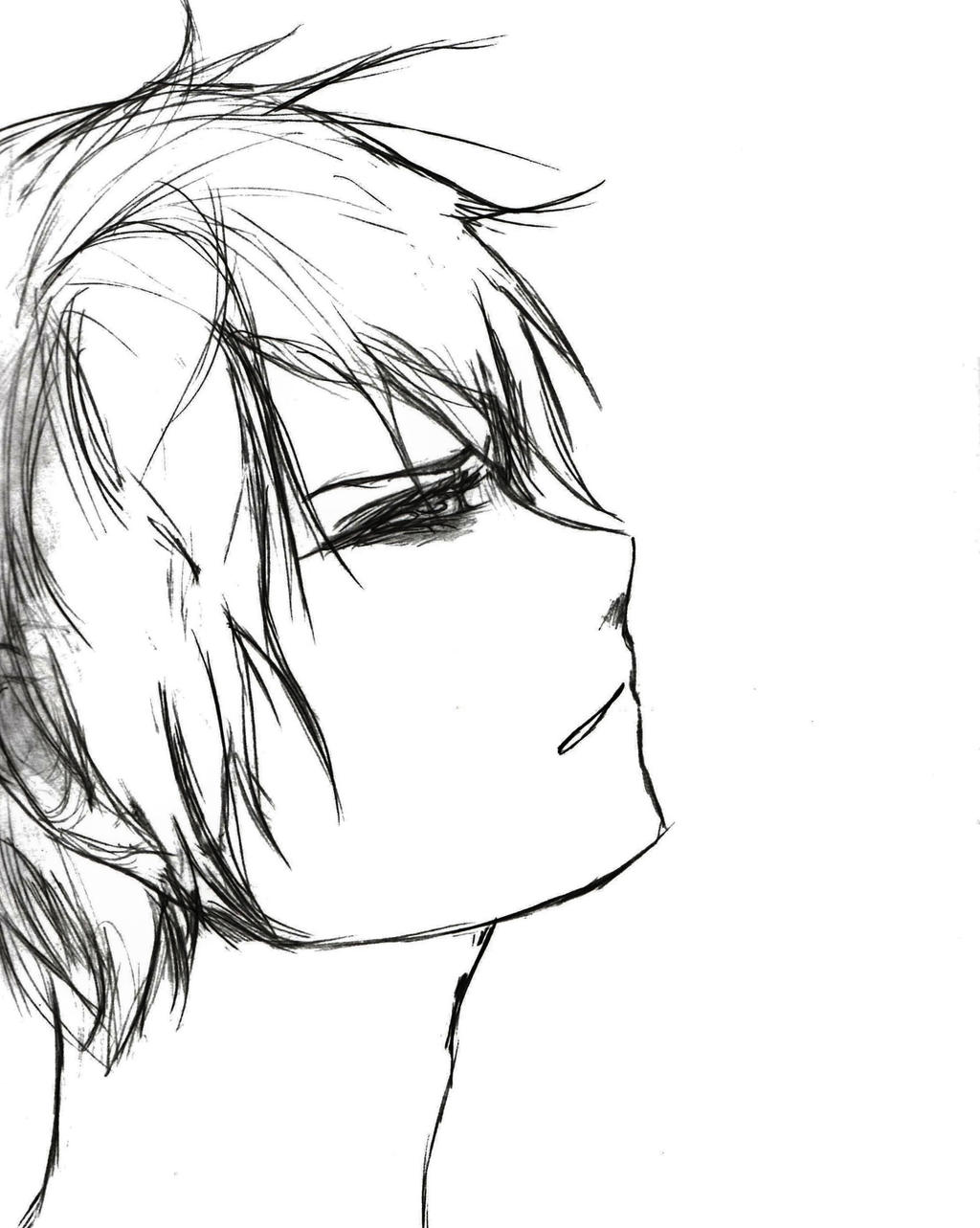 Anime Eye Tutorial By Haley101 Side Profile Drawing? By 9mumei19