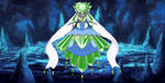 719: Mega Diancie Shiny by pokemon-weeb15