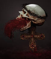 Mother RELIGION by gokcegokcen