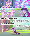 Equestria Girls vs Spongebob Movie
