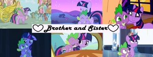 Brother and Sister by SteGhost