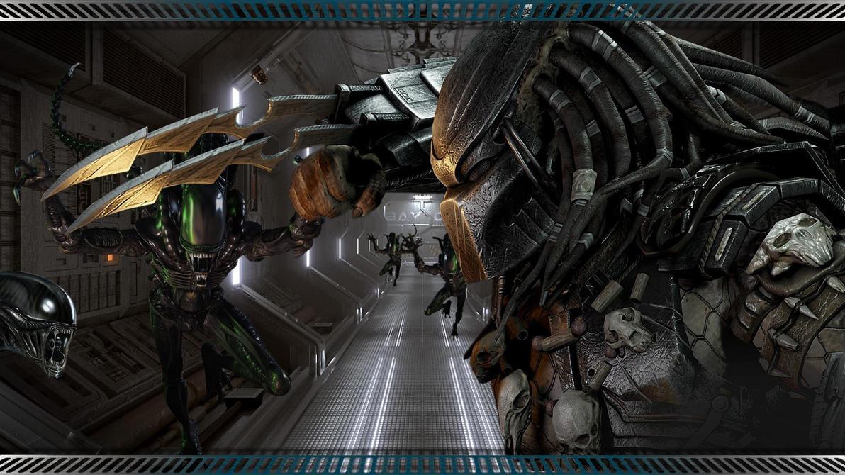 space Alien 3 by MisterOiso
