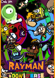 Rayman Into The Tooniverse Redone