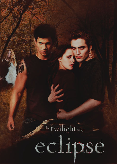 The twilight saga Eclipse by wondersmile