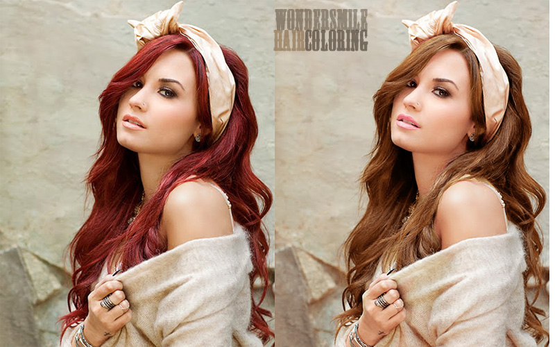 Change Hair Color By Wondersmile On Deviantart