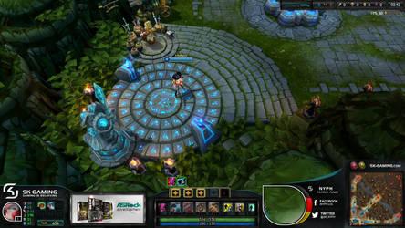 Sk Gaming overlay v2 by DeKey-s