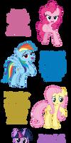 Encouraging Ponies