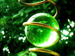 Green Orb by tmblake09