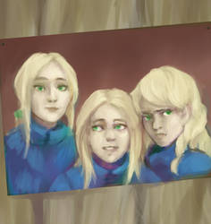 3 sisters by Miae