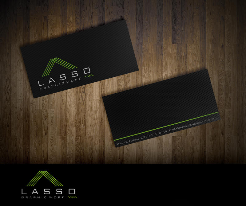 Lasso Business Card Idea by ~xfrankthetank21x