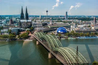 Cologne: Overview by Dodi0r