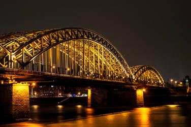Golden Bridge by Dodi0r
