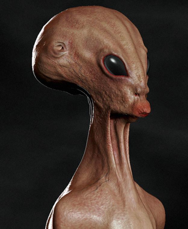 Alien by Virtualfiction