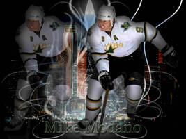Mike Modano by Vanessa28
