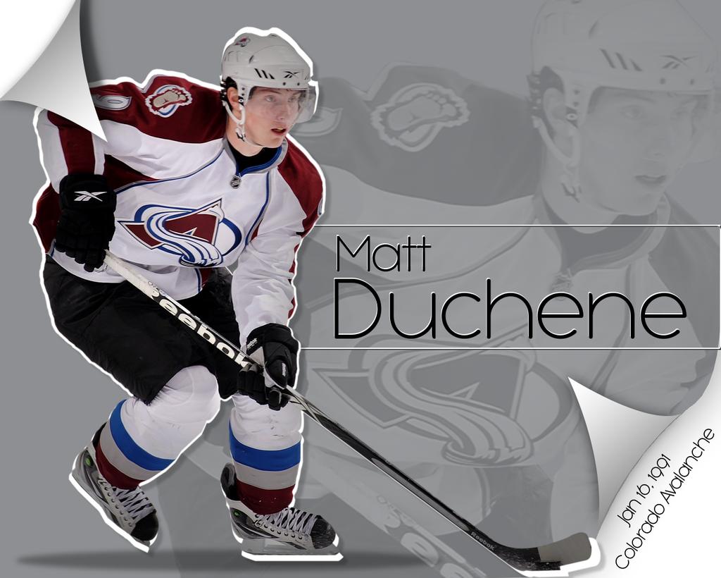 Matt Duchene By Vanessa28 On DeviantArt