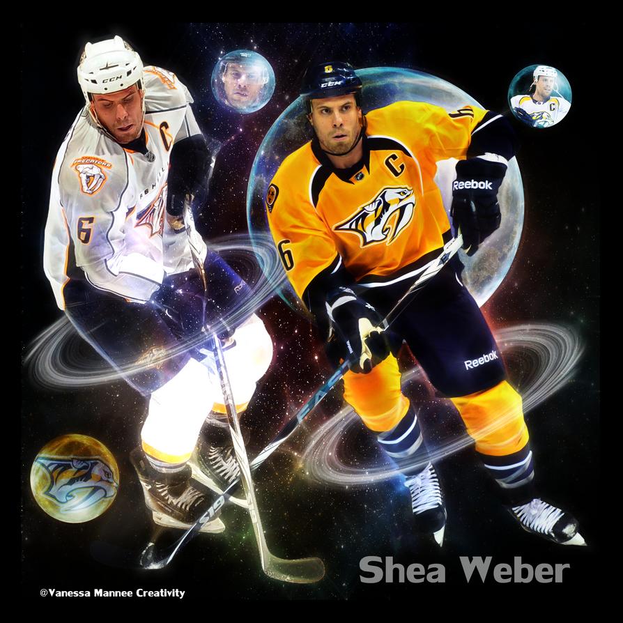 Shea Weber by Vanessa28