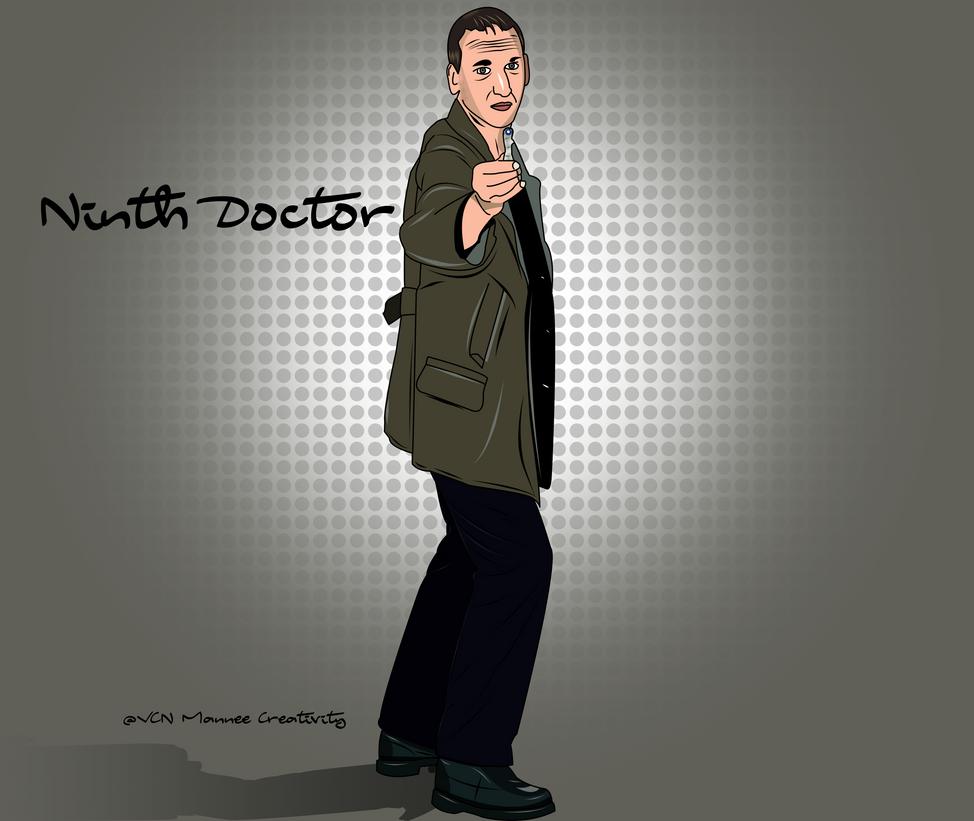 Nine Doctor comic by Vanessa28