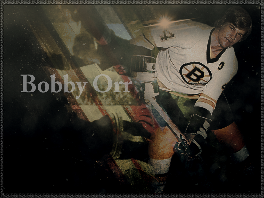 Bobby Orr by Vanessa28