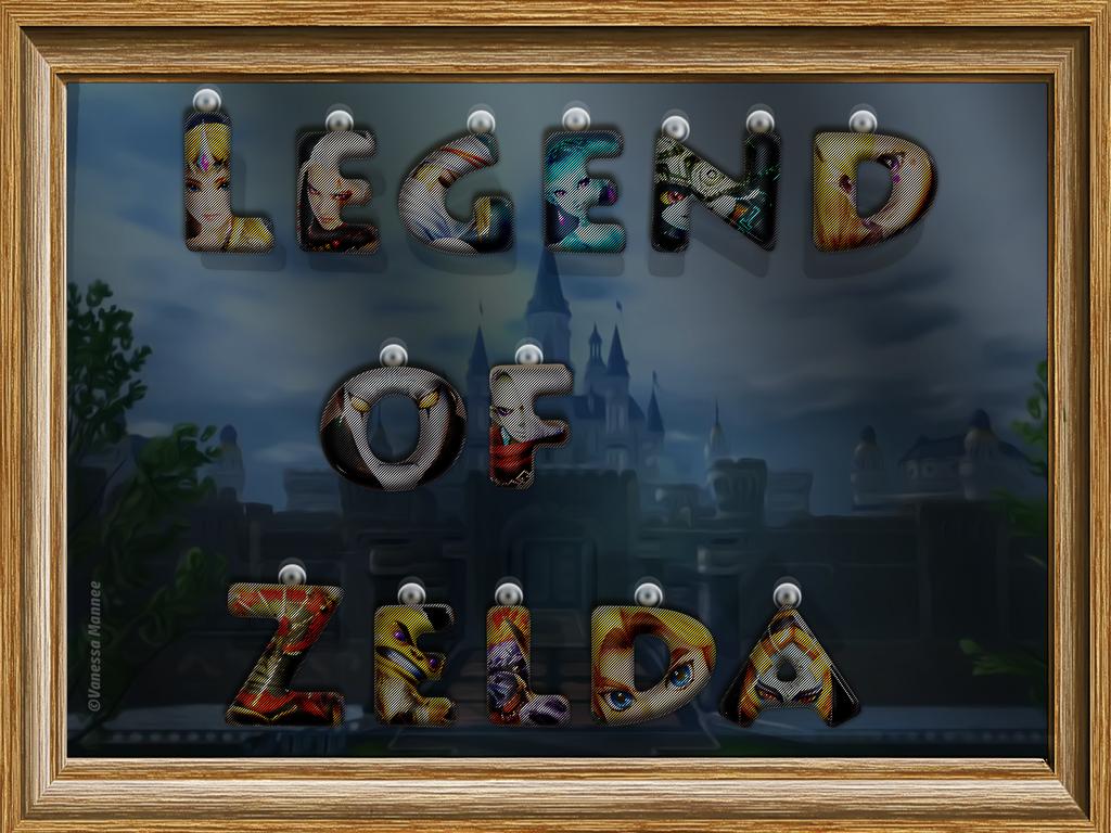 Zelda Letters by Vanessa28