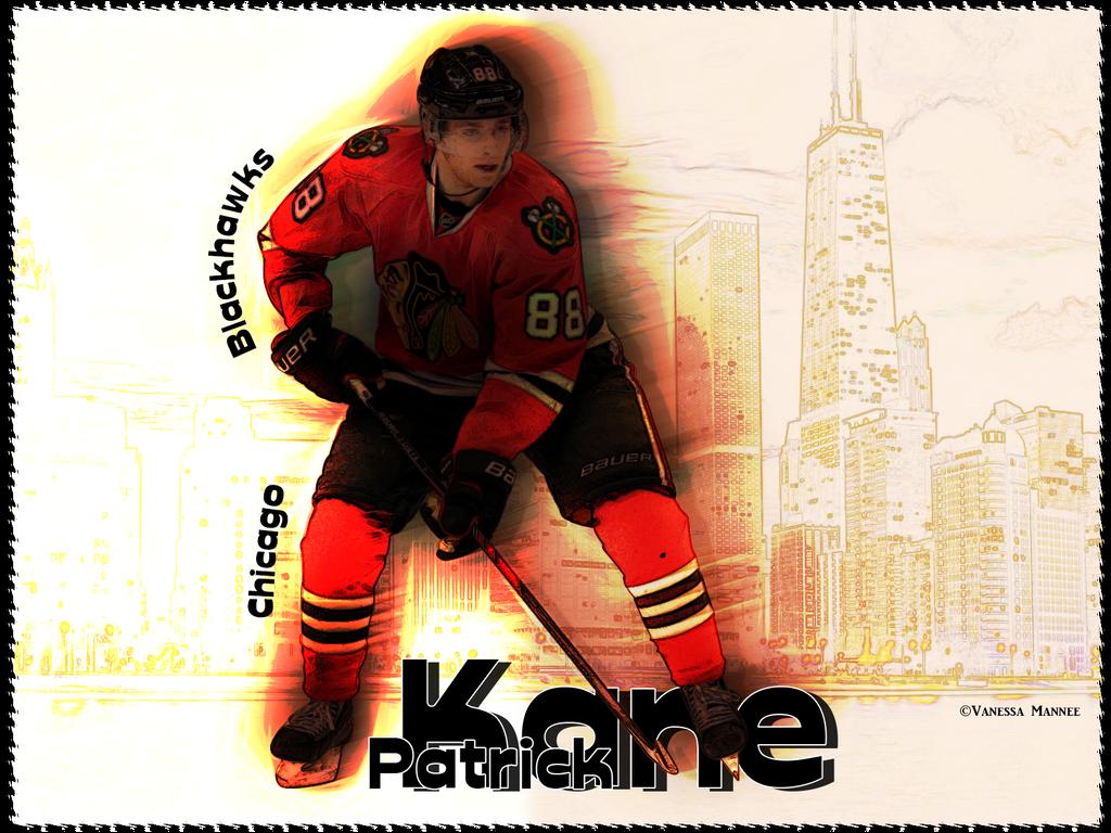 Patrick Kane by Vanessa28