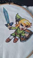 Link Cross Stitch