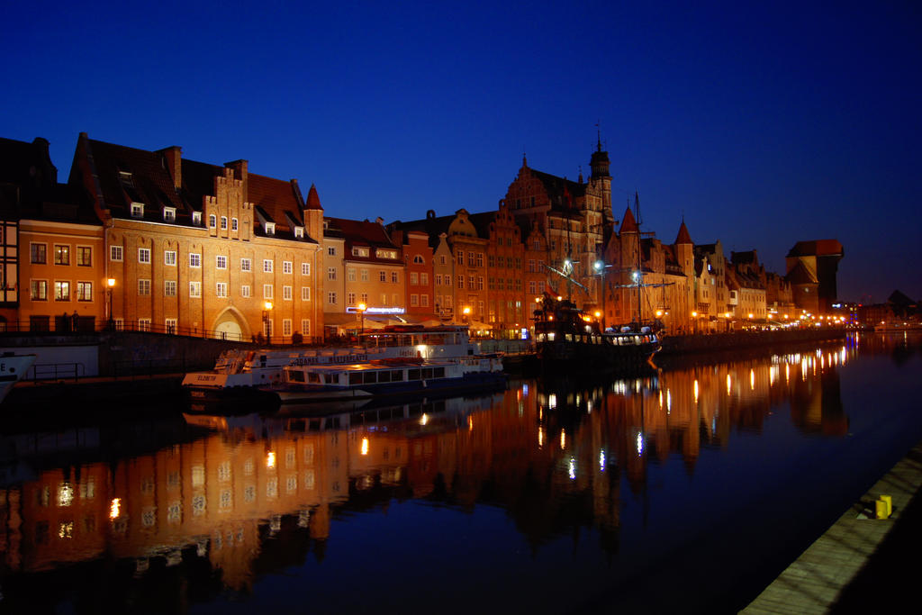 Gdansk, Poland by FLYP93