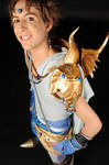 Highway Unicorn- Bartz Cosplay by Detailed-Illusion