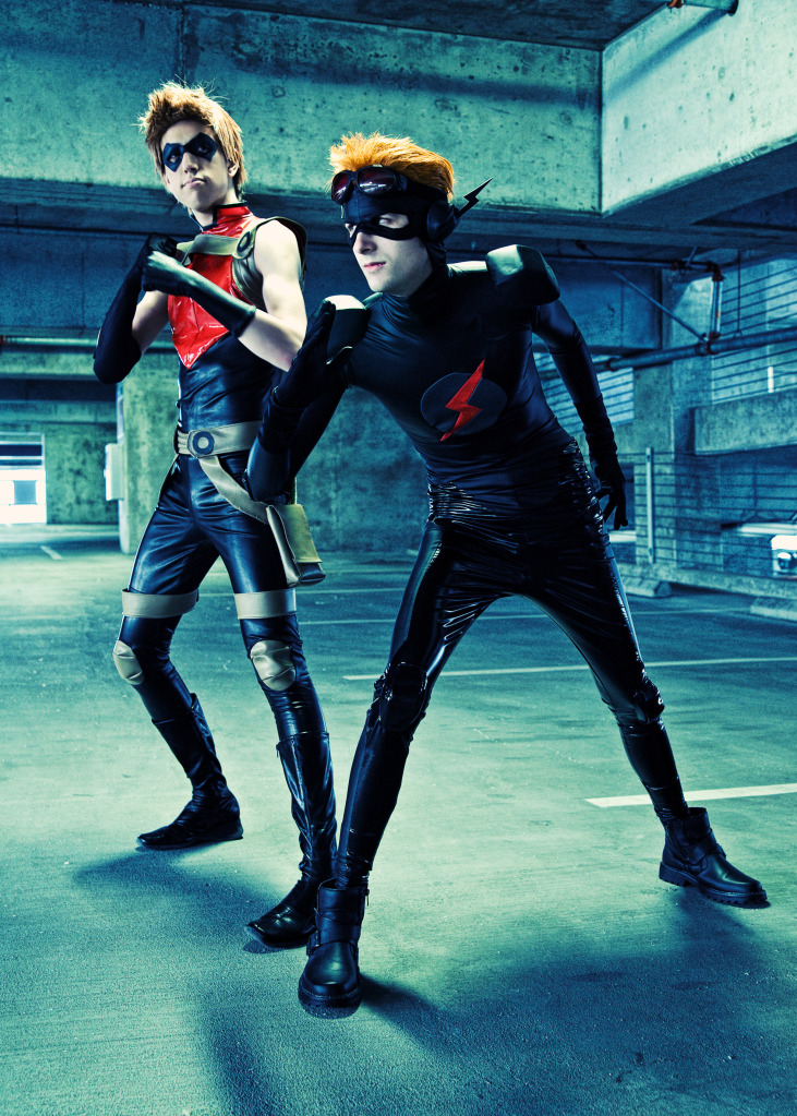 What we chose- Young Justice cosplay by Detailed-Illusion ...