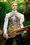 Take to the sky: Balthier cosplay