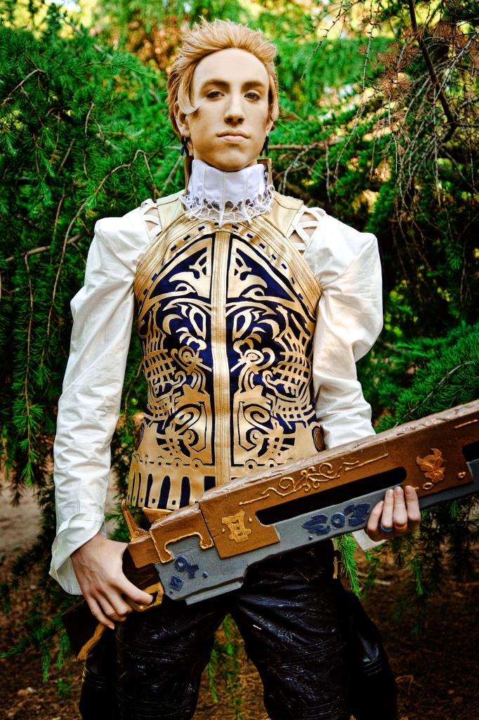 Take to the sky: Balthier cosplay by Detailed-Illusion