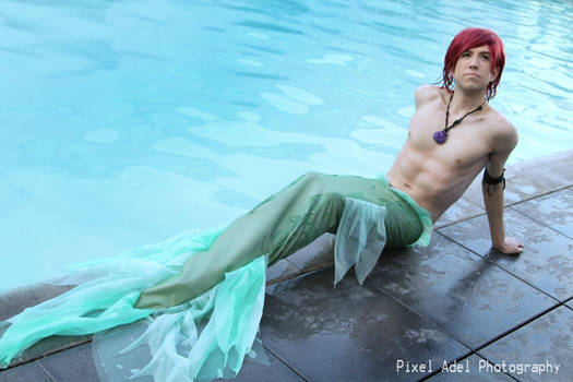 Genderbend Ariel teaser shot