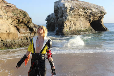 Lay me down - Tidus Cosplay