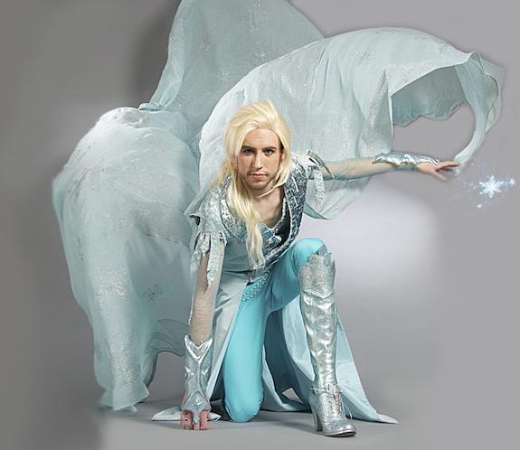 Genderbent Elsa - Let It Go by Detailed-Illusion