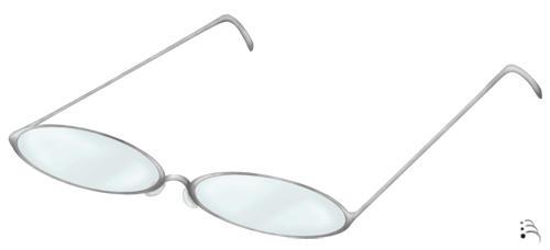 Glasses by NimainaSekan