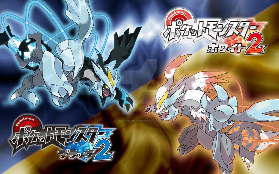 Pokemon Black White 2 poster 2 by Grey-Knight