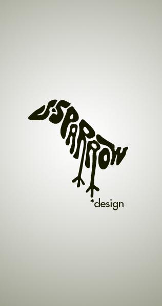 j.sparrow design logo by isthenewblack