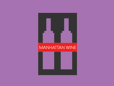 Manhattan Wine by isthenewblack