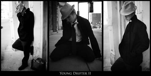 Young Drifter II by isthenewblack