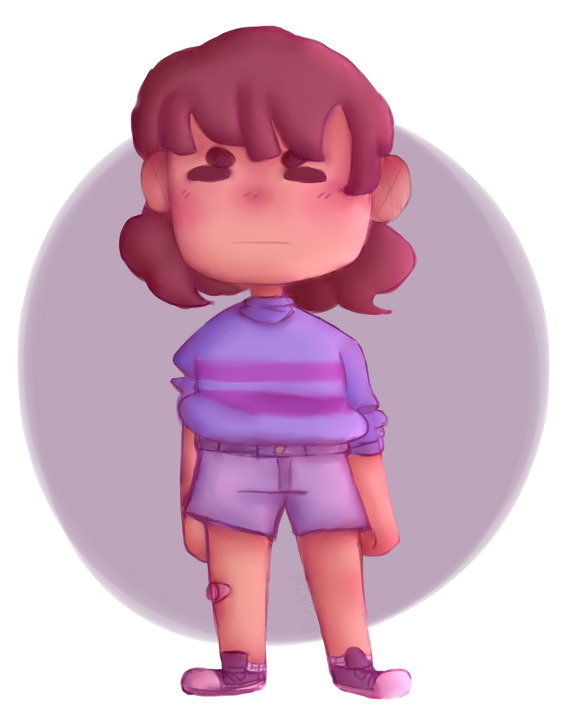Frisk by aliend00d