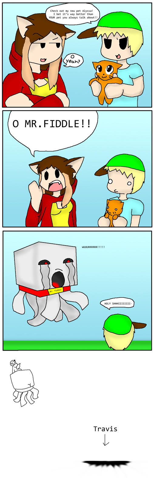 Pet Craft Minecraft