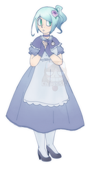 OC Redesign: Sandra by Chaos55t