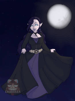 Comm: Under a full moon
