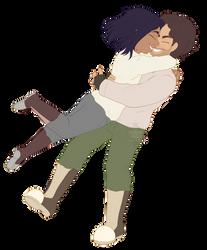 Comm: A big embrace