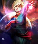005. Captain Marvel