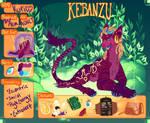 Kebanzu Registration: Kurios
