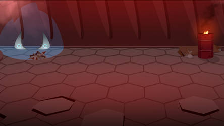 South Park Alien Ship 3 (SoT BG) by RoamingBerry