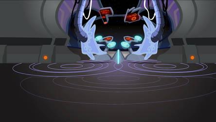 South Park Alien Ship 4 (SoT BG) by RoamingBerry